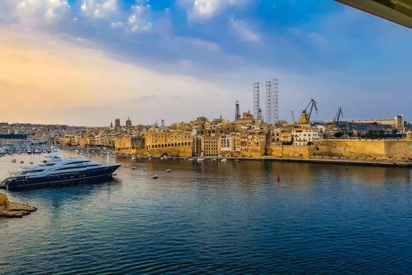 Malta Harbour 2