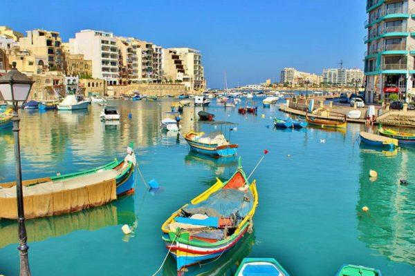 Malta Luzzu