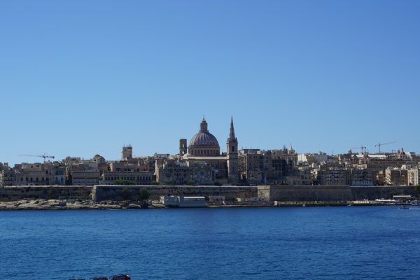 Malta Sliema bay