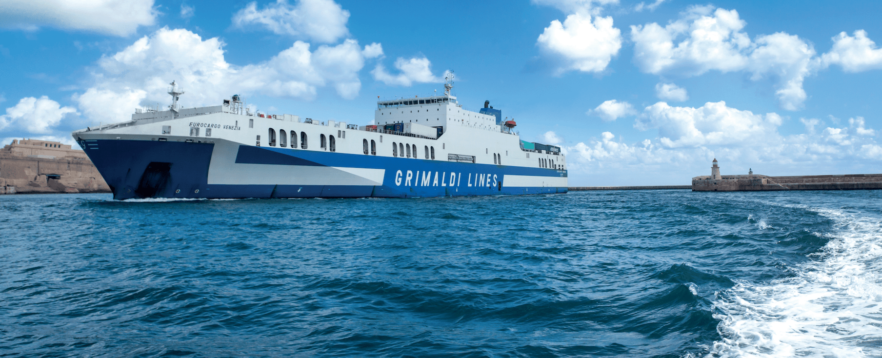 Grimaldi Group – Frequent, Punctual & Fast Innovative Transport